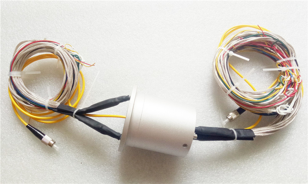 Photoelectric combined slip ring DHS060-19-1F (0.75kg)