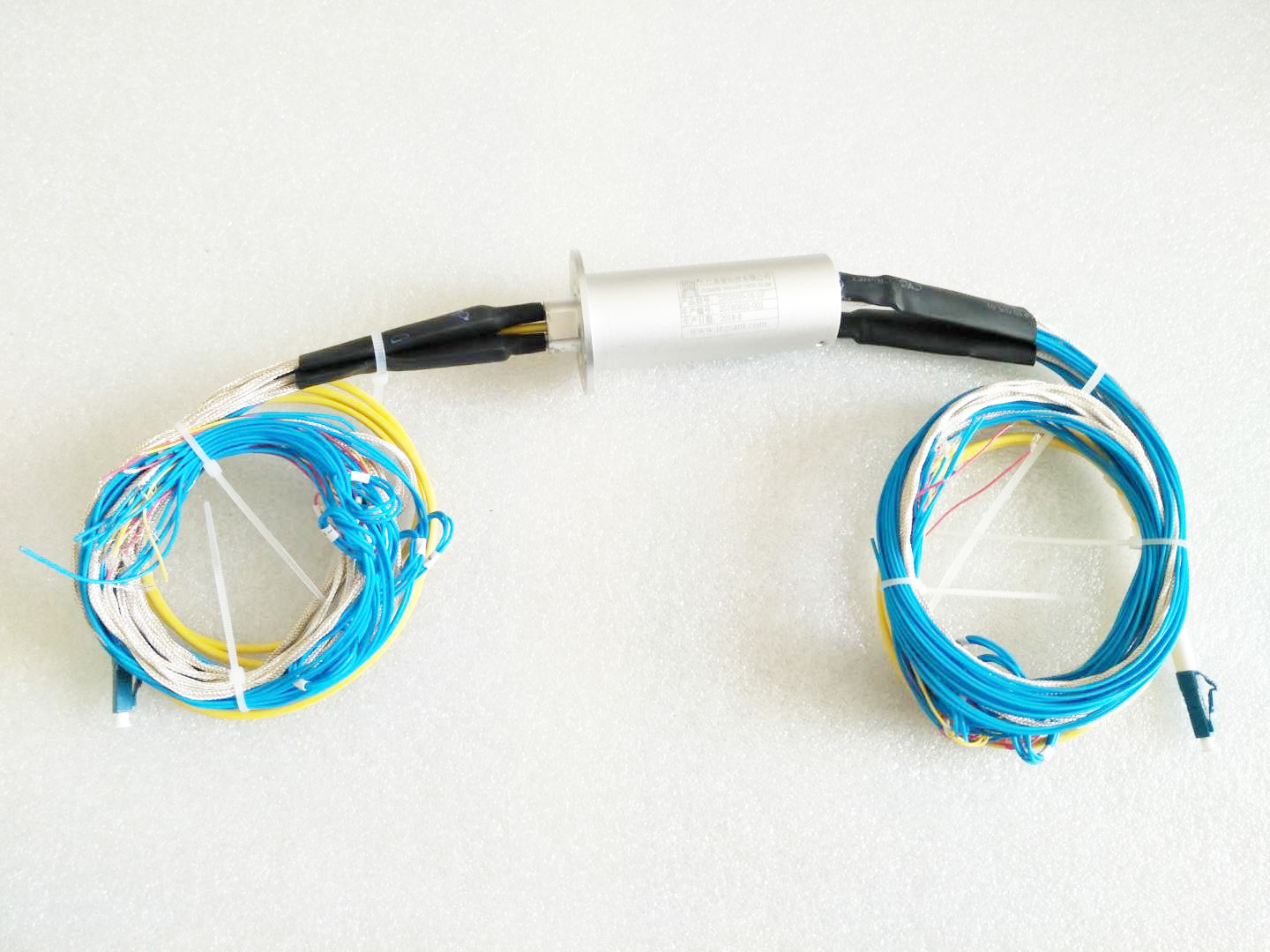 Photoelectric combined slip ring DHS030-18-1F(0.35kg)