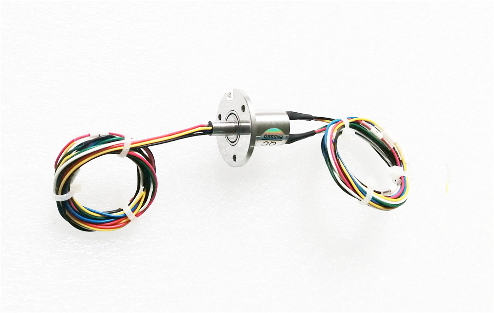 Micro-slip ring DHS012-6-2A10(25.8g)