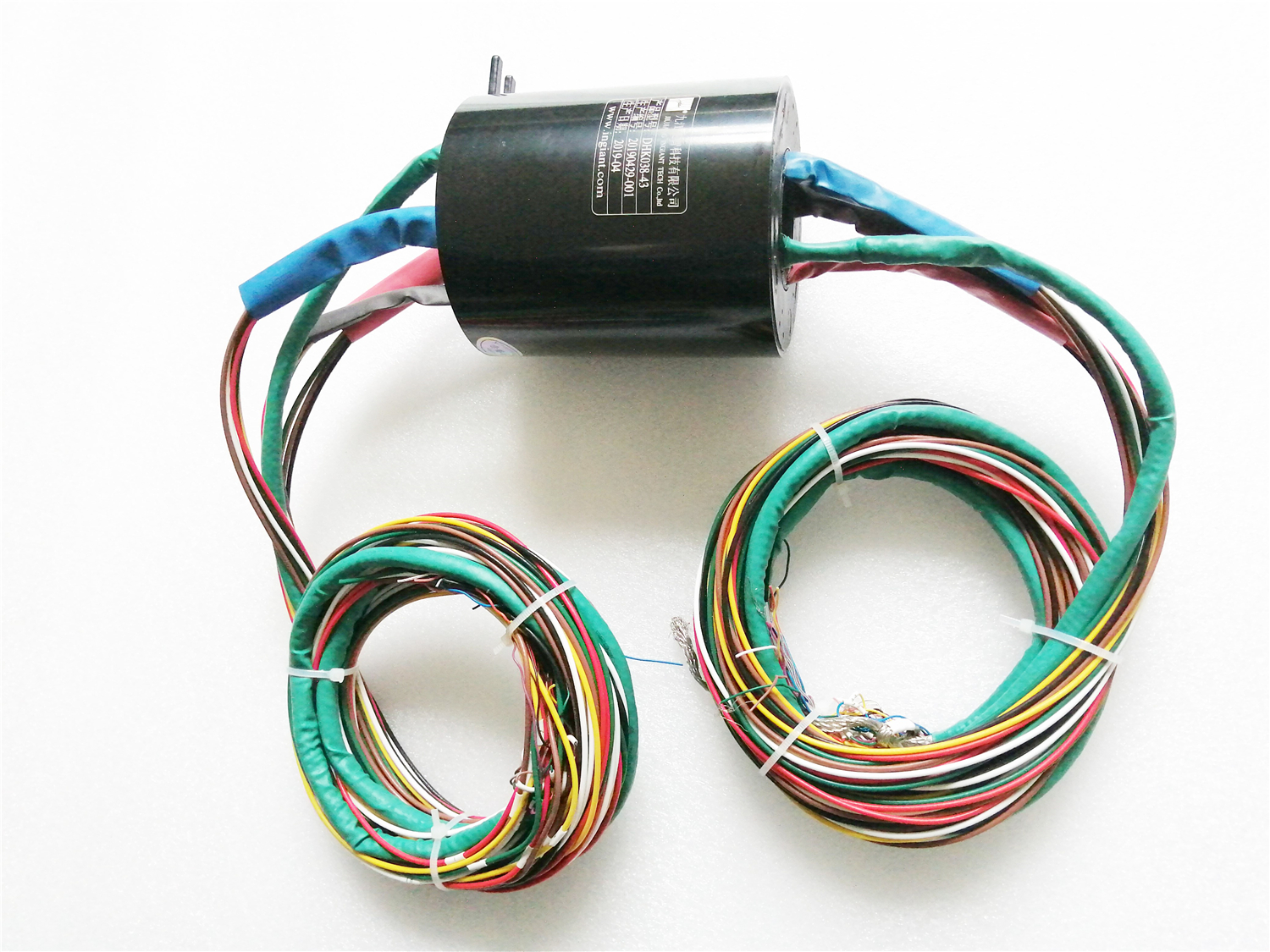 Electric slip ring DHK038-43(2.35kg)