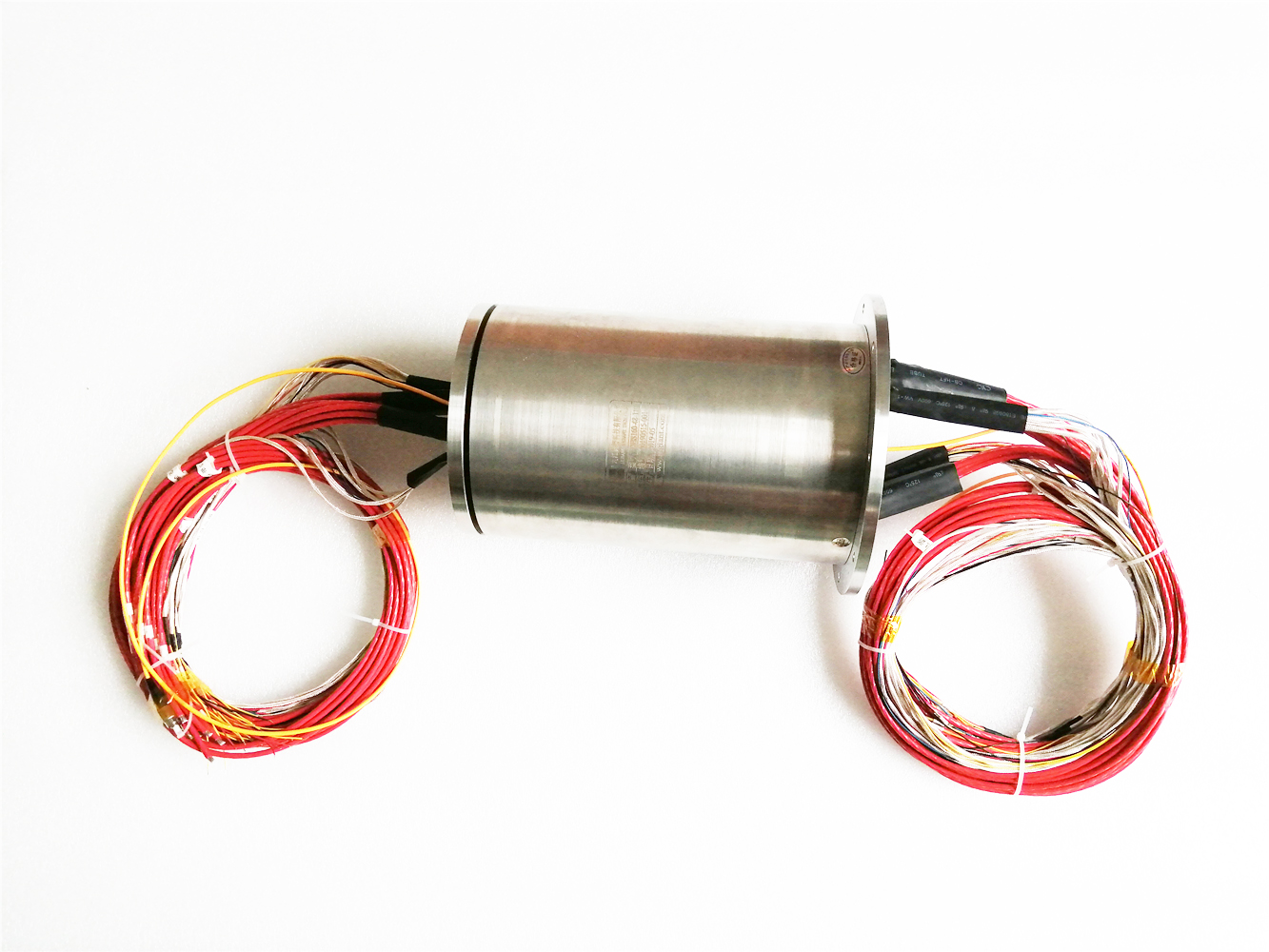 Photoelectric combined slip ring DHS160-48-1F(18.3kg)