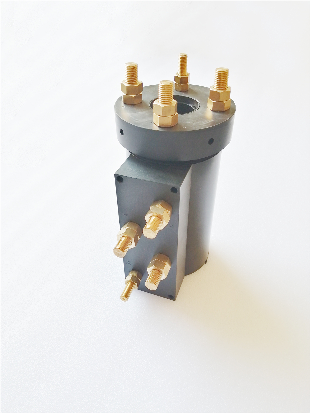 Electric slip ring DHK050-4-300A(5.35kg)